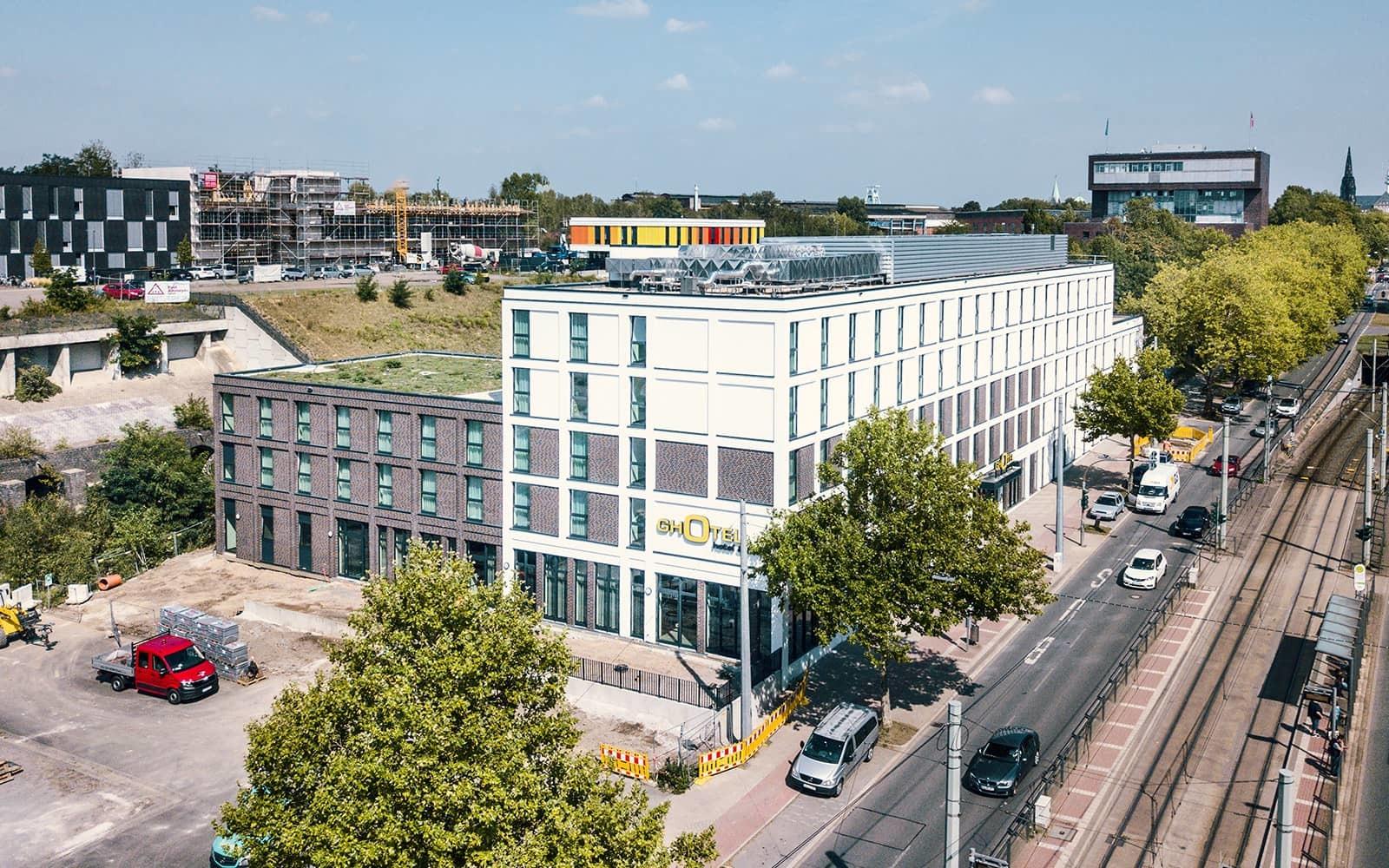 Ghotel Bochum